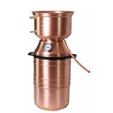 Distillatore-Alambicco a fungo da 30 litri