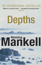 Depths, Mankell, Henning, Used; Good Book