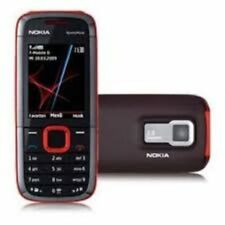 NOKIA 5130C-2 MOBILE PHONE - UNLOCKED WITH A NEW HOUSE CHARGER AND WARRANTY.
