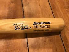 PHIL PLANTIER Autograph Signed RAWLINGS Professional Model BASEBALL Bat 34""