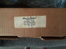 More details for vintage black & decker d980 horizontal drill stand- unused