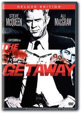 The Getaway DVD New Steve McQueen Ali MacGraw