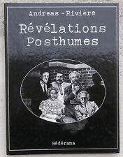 Révélations psothumes Andréas EO 1980 neuf