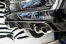 Carbon Fiber Rear Diffuser For BMW F85 X5M F86 X6M AF-0431