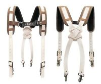 KAYA KL-2110 Top Grain Cowhide Professional Industrial Tool Belt Suspender