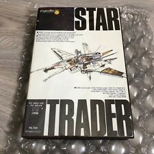 STAR TRADER japan game--ORIGINAL BOX GAME--PC 8801