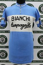 maglia ciclismo BIANCHI REGINA TG 5 A430 bike shirt trikot jersey maillot
