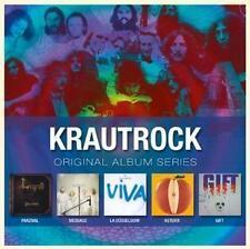 Original Album Series von Krautrock,Various Artists (2015)