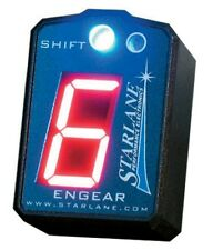 STARLANE ENGEAR INDICATOR BY MARCH INDICATOR UNIVERSAL WITH FLASH SHIFT LIGHT