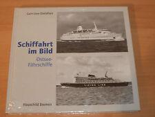 Sammlung Schiffahrt im Bild Ostsee-Fährschiffe Hardcover!