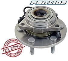 Proline Wheel Hub And Bearing 515096 CADILLAC SIERRA SUB 1500 SILVERADO