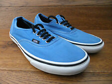 Vans Authentic Blue Canvas Trainers Plimsolls Size UK 8 EUR 42