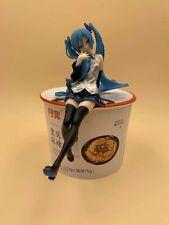Hatsune Miku Game Prize Noodle Stopper Vocaloid Figure New 10cm