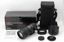 [Mint] Sigma APO 70-200mm f/2.8 HSM DG EX OS Lens For Nikon From Japan #1382448