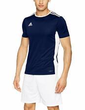 maglietta adidas T-shirt Mens Adidas -Entrada 18 Jersey, Maglietta Uomo blu
