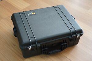 Pelican 1600 New Road case  ***Great Buy***