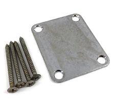 Gotoh Factory Aged(Relic) Neck Plate Kit for Fender® Strat/Tele/Bass AP-0600-007
