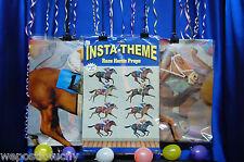 8 Racing Horses with Jockeys 8 Racehorses Insta Theme Horses Horse Race