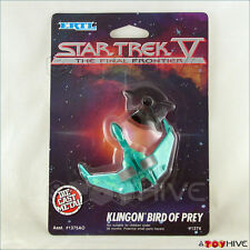 Star Trek Ertl Klingon Bird of Prey die cast 1989
