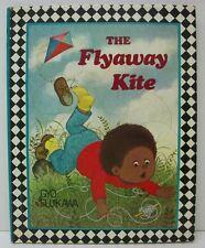 "Vintage 1981 ""The Flyaway Kite"" by Gyo Fujikawa hardcover children's book GREAT!"