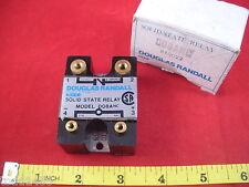 Douglas Randall D08A NC Solid State Relay D08NC 120V AC 8 amps Kidde 810022 New