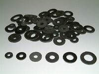 10 Nitrile Rubber Washers 58mm O//D X 10.5mm I//D X 1.2mm Thk