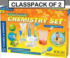 (PACK OF 2) THAMES AND KOSMOS 642921 Kids First Chemistry Set Science Kit AGE 8+