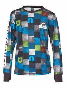 Quiksilver Boys Midweight Layering Technical Thermal Underwear Baselayer