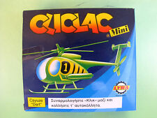 "VTG Mini Cliclac Heller Lyra Helicopter  Cayuze ""Dart"""