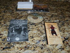 Ultima Online Samurai Empire (PC, 2004) Game Mint & Manual (Mint)