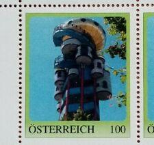 PM Kuchlbauer Turm Abendsberg Hundertwasser Einzelmarke 8137167 postf.