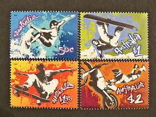 Australian Decimal Stamps: 2006 Extreme Sports - Set 4 MNH
