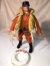 Vintage Gi Joe 12 Inch Action Pilot Figure Complete Great Shape Baby Feet Beefy