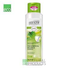 Lavera Vegan Shampoo Freshness & Balance For Oily Hair 250ml