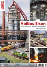 Eisenbahn Journal - Heißes Eisen - 1x1 des Anlagenbaus 2-2019