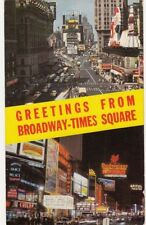 New York Posted Collectable USA Postcards
