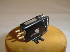 Vintage Stanton 681 Black Stereo Turntable Phono Cartridge w/ EEE III Stylus #2