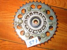 DUCATI  MONSTER SS 6 PRONG  37  TOOTH  HUB AND SPROCKET   MONSTER SS 17MM AXLE