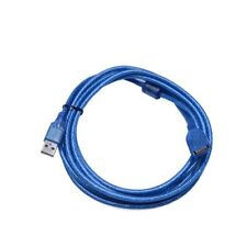 5FT 1.5m USB 2.0 A Male Plug To A Female Socket Extension Cable Cord Extender