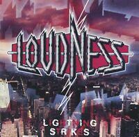 LIGHTNING STRIKES(reissue) Loudness CD JP