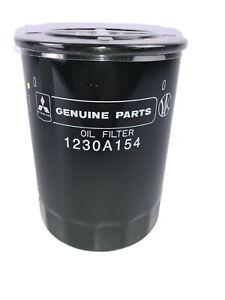 Genuine Mitsubishi Pajero Oil Filter 1230A154
