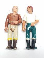 Vintage Fisher Price 1974 Adventure people Northwoods trailblazer figures