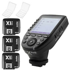 Godox Xpro-s 2.4g TTL Wireless Flash Trigger 2pcs X1r-s Receiver for Sony Camera