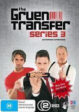 The Gruen Transfer : Series 3 (Season Three DVD, 2010, 2-Disc Set) Brand New