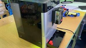 Melitta Caffeo Passione OT F531-101, Kaffeevollautomat mit Milchbehälter, One To