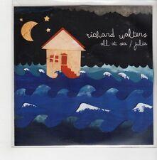 (GO681) Richard Walters, All At Sea / Julia - DJ CD