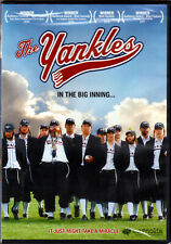 THE YANKLES Movie on a DVD of ORTHODOX Jew JEWISH BASEBALL Team SPORT Comedy NEW