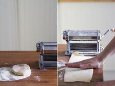MÁQUINA para hacer PASTA FRESCA CASERA Espaguetis Tallarines Pasta rellena