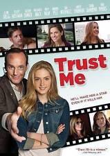 Trust Me (DVD, 2014) He'll make her a star even it it kills him Clark Gregg NEW