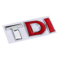 Emblem Badge for VW Golf JETTA PASSAT MK4 MK5 MK6 TDI Logo Turbo Direct T-DI(R)